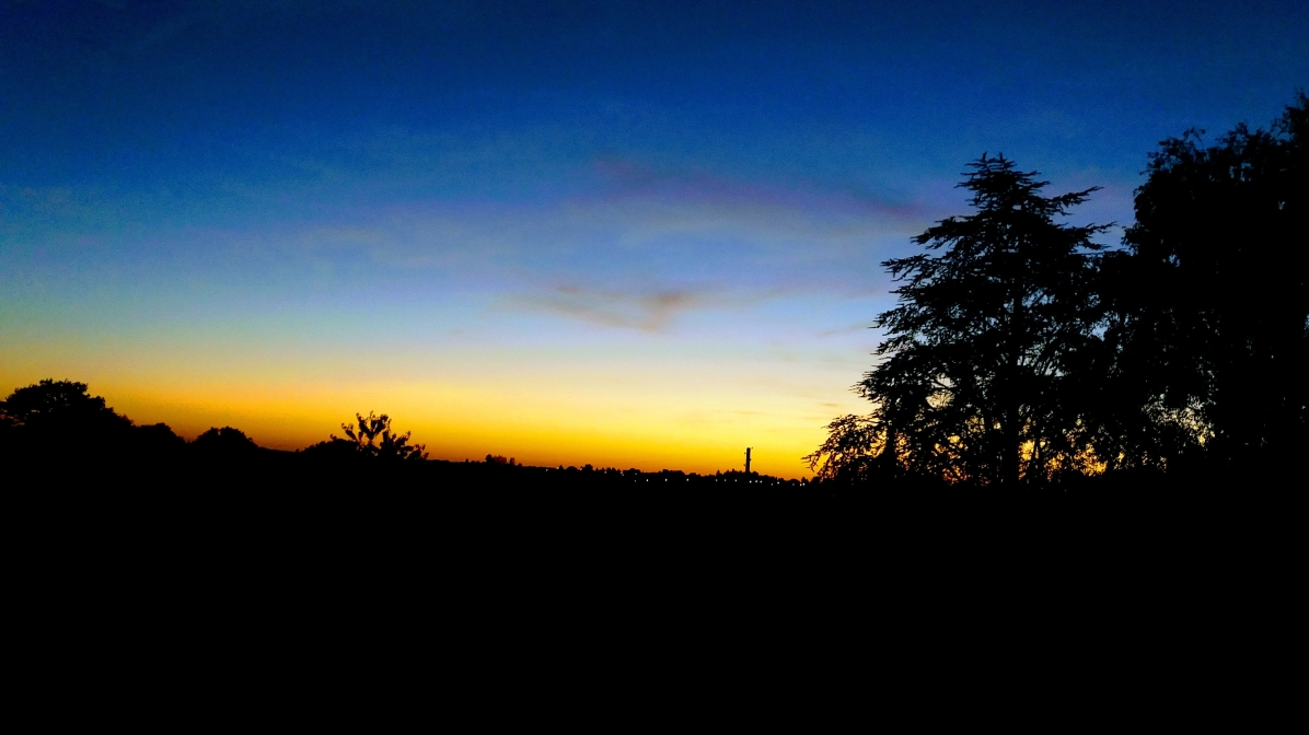 Villa Amelie sunset